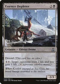 Essence Depleter, Magic: The Gathering, Oath of the Gatewatch