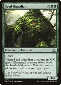 Seed Guardian, Magic: The Gathering, Oath of the Gatewatch