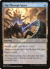 Slip Through Space, Magic, Oath of the Gatewatch