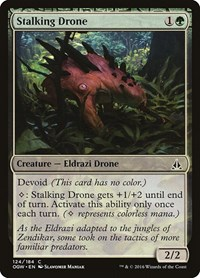 Stalking Drone, Magic: The Gathering, Oath of the Gatewatch