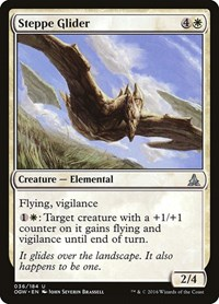 Steppe Glider, Magic: The Gathering, Oath of the Gatewatch