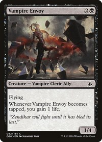 Vampire Envoy, Magic: The Gathering, Oath of the Gatewatch