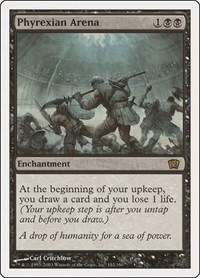 Phyrexian Arena, Magic: The Gathering, 8th Edition