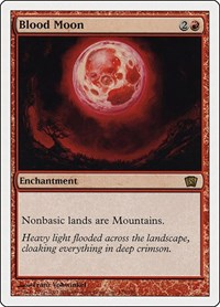 Blood Moon, Magic: The Gathering, 8th Edition