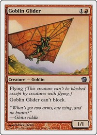 Goblin Glider, Magic: The Gathering, 8th Edition