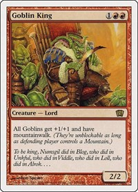 Goblin King, Magic: The Gathering, 8th Edition