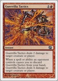 Guerrilla Tactics, Magic, 8th Edition