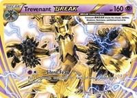 Trevenant BREAK, Pokemon, XY - BREAKpoint