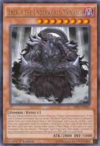 Erebus the Underworld Monarch, YuGiOh, Structure Deck: Emperor of Darkness