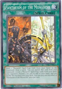 Pantheism of the Monarchs, YuGiOh, Structure Deck: Emperor of Darkness