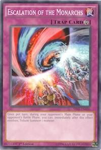 Yu-Gi-Oh Secrets of Eternity #SECE-EN061 Tenacity of the Monarchs R