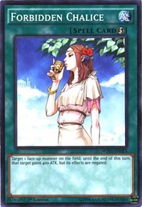 Forbidden Chalice, YuGiOh, Wing Raiders
