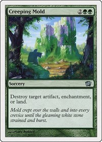 Creeping Mold, Magic: The Gathering, 8th Edition