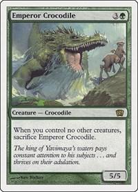 Emperor Crocodile, Magic: The Gathering, 8th Edition