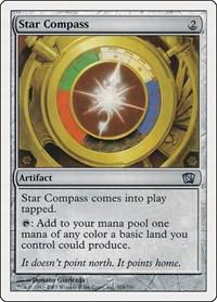 Star Compass (Foil)