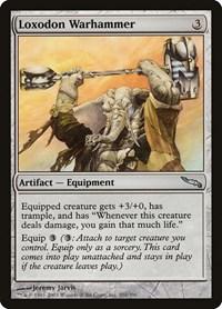 Loxodon Warhammer (Foil)