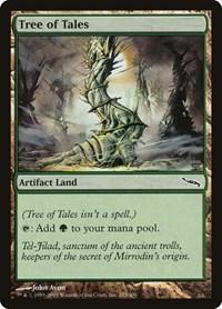 Tree of Tales, Magic: The Gathering, Mirrodin