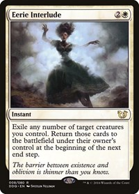 Eerie Interlude, Magic: The Gathering, Duel Decks: Blessed vs. Cursed
