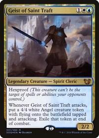 Geist of Saint Traft, Magic: The Gathering, Duel Decks: Blessed vs. Cursed