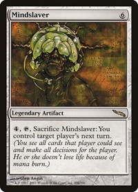 Mindslaver (Foil)