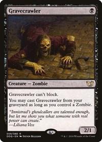Gravecrawler, Magic: The Gathering, Duel Decks: Blessed vs. Cursed