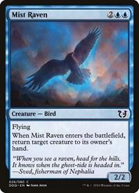 Mist Raven, Magic: The Gathering, Duel Decks: Blessed vs. Cursed