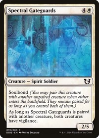 Spectral Gateguards, Magic: The Gathering, Duel Decks: Blessed vs. Cursed