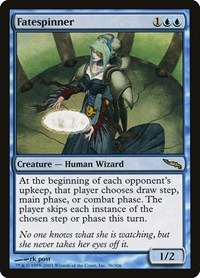Fatespinner, Magic: The Gathering, Mirrodin