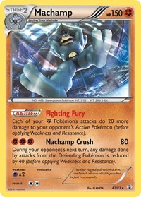 Machamp, Pokemon, Generations