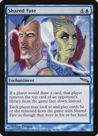 Shared Fate, Magic: The Gathering, Mirrodin
