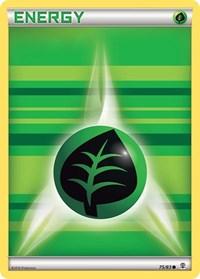 Grass Energy, Pokemon, Generations