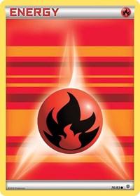Fire Energy, Pokemon, Generations