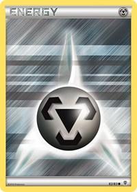 Metal Energy, Pokemon, Generations