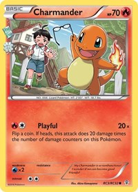 Charmander, Pokemon, Generations: Radiant Collection