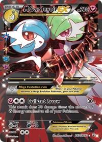 M Gardevoir EX (Full Art), Pokemon, Generations: Radiant Collection