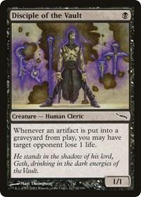 Disciple of the Vault, Magic, Mirrodin
