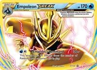Empoleon BREAK, Pokemon, XY Promos