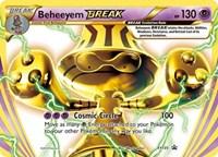 Beheeyem BREAK, Pokemon, XY Promos