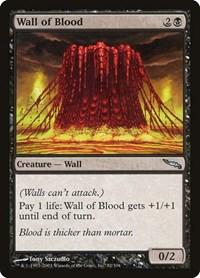 Wall of Blood, Magic: The Gathering, Mirrodin