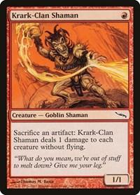 Krark-Clan Shaman, Magic: The Gathering, Mirrodin