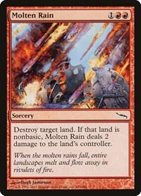 Molten Rain, Magic: The Gathering, Mirrodin