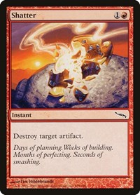 Shatter, Magic: The Gathering, Mirrodin