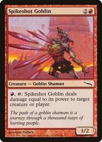 Spikeshot Goblin, Magic: The Gathering, Mirrodin