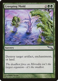 Creeping Mold, Magic: The Gathering, Mirrodin