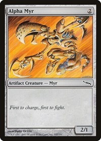 Alpha Myr, Magic, Mirrodin