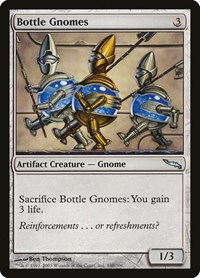 Bottle Gnomes, Magic: The Gathering, Mirrodin