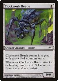 Clockwork Beetle, Magic: The Gathering, Mirrodin