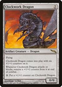 Clockwork Dragon, Magic: The Gathering, Mirrodin