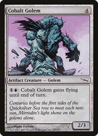 Cobalt Golem, Magic: The Gathering, Mirrodin