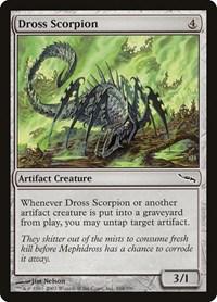 Dross Scorpion, Magic: The Gathering, Mirrodin